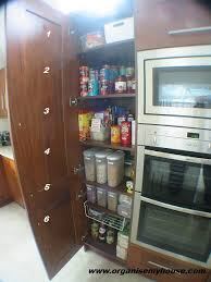 before and after how i organised my food cupboard cupboard