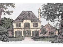 French Country House Plan French Country House Plan With 3658 Square Feet And 4 Bedrooms
