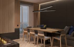 Separate Kitchen From Living Room Ideas by Two Levels Design Ideas