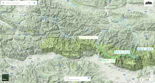 agartha map trekking holidays agartha adventures
