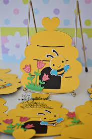 cricut handmade bumble bee invitations jingvitations