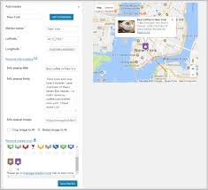 Create A Map With Pins Google Maps U2013 Simple Pins Pro Miscellaneous U2013 Themify