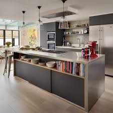 Contemporary Kitchen Island Ideas by 99 Functional And Modern Kitchen Island Design Ideas 99architecture