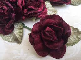 burgundy roses velvet baby roses burgundy roses velvet pack of 12 by miss