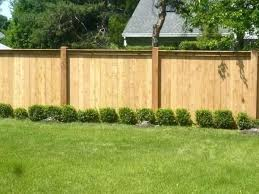 Backyard Privacy Fence Ideas Yard Privacy Fence Backyard Privacy Fence Side Yard Privacy Fence