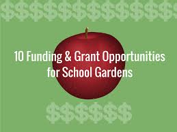 top 10 funding opportunities u0026 grants for gardens
