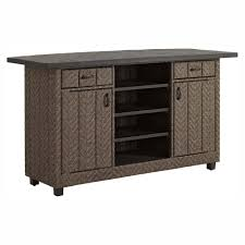 Tommy Bahama Dining Room Set Tommy Bahama Outdoor Living Blue Olive Wicker Serving Bar
