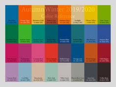 aw2017 2018 trend forecasting on pantone canvas gallery trend bible home interior trends a w 2018 2019 trends