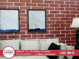 wallpaper design batu bata new arrival wallpaper batu bata toko karunia wallpaper jl baliwerti