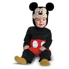 Halloween Costumes Baby Boy Amazon Disguise Disney Mickey Costume Black Red