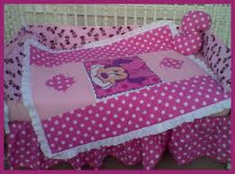 Crib Bedding Set Minnie Mouse by 44 Best Minnie Mouse Nursery Images On Pinterest Bedroom Ideas