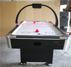 air powered hockey table 7ft classic sport tournament choice air powered digital scoring air