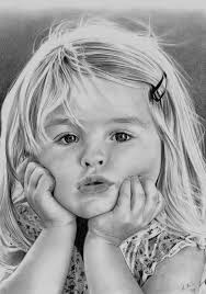 pictures pencil sketch young girls pictures drawing art gallery