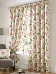 Floral Curtains Floral Bedroom Curtains Interiorsherpa