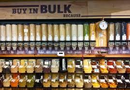 how to shop the bulk bin food by bri