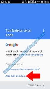 buat akun google bru buat email baru lewat hp untuk bikin akun gmail di samsung semua