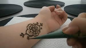 henna with me wrist mehendi design