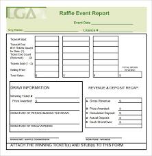 Raffle Sheet Template Raffle Sheet Template Thebridgesummit Co