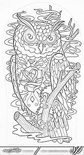 coloring page for adults owl adult coloring books owls background on and why i included an owl