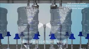 Blue Bottle Chandelier by 5gallon Bottle Inside Outside Combiner Washer Youtube