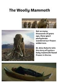 woolly mammoth extinct