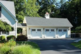 modular garages with apartment custom garages ct ma ri attached detached multi car 1 2