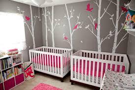 chambre pour jumeaux photo déco chambre bébé jumeaux bébé et décoration chambre