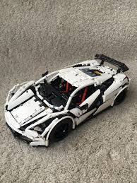 lego moc 4562 icarus supercar technic 2016 rebrickable build