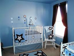 baby room engaging ideas for brown and blue baby nursery room
