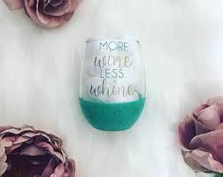 wine glass quotes etsy