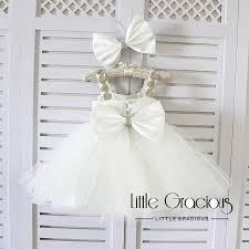 christerning dress baptism dress toddler flower dress