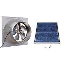gable attic fan installation solaratticfan gable 20 watt solar powered attic fan safg20 ss the