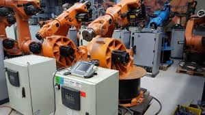 kuka used machine for sale