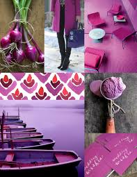 pantone color of the year 2014 radiant orchid elements