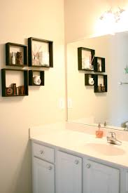 wood bathroom wall ideas glass door beside calm wall paint cream