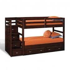 Twin Bunk Bed With Desk And Drawers Bunk Bed With Stairs And Storage Foter