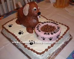 birthday cakes for dogs coolest dog birthday cake recipes