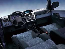 mitsubishi pajero 2000 interior car picker mitsubishi pinin interior images