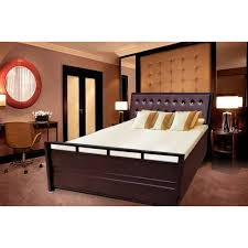 Double Bed With Box Design