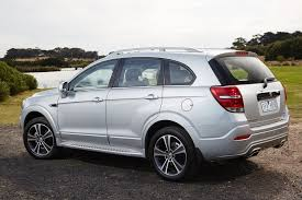 chevrolet captiva interior 2016 2018 holden captiva review
