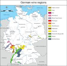 Italy Wine Regions Map by Germany Map Of Vineyards Wine Regions