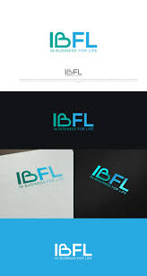 entry 18 by kyriene for in business for life logo design freelancer