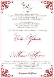 Christian Wedding Invitation Wording Spanish Wedding Invitation Wording Theruntime Com