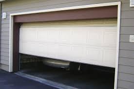 Exterior Garage Door by Garage Door Trim Amazing Unique Shaped Home Design
