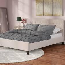 Platform Wood Bed Frame Platform Beds You Ll Wayfair