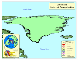 Greenland World Map by Greenland Worldmap Org