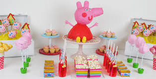 peppa pig party supplies peppa pig birthday party decorations party decorations