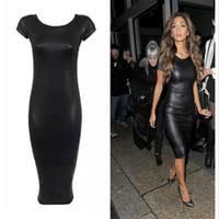 canada short leather dress plus size supply short