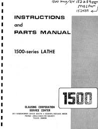 indiana driving manual clausing lathe 1500 manual by lew tousignant issuu