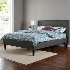 best king upholstered platform bed modern king beds design